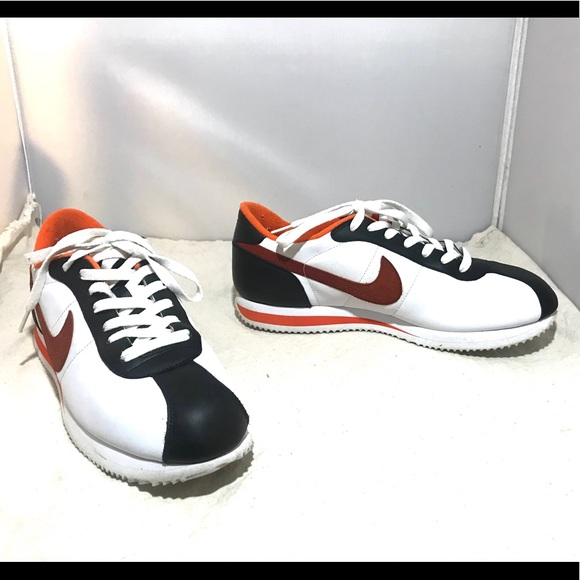 brand new 66700 920c5 Nike Cortez Leather Mens Sneakers Shoes SZ 12